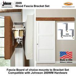 Picture of 2009 Wood Fascia Bracket Set
