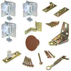 Picture of 17310012 1700 2-Panel Part Set W/Hinges