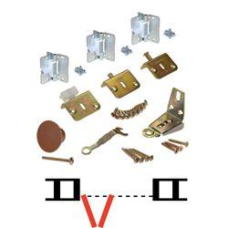 """Picture of 17313401 1700FS 2-Panel Part Set, 3/4"""" [19mm] Door"""