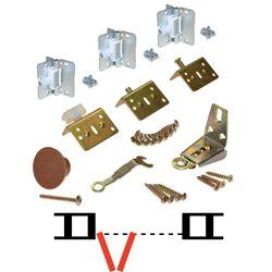 """Picture of 17311801 1700FS 2-Panel Part Set, 1-1/8"""" [29mm] Door"""